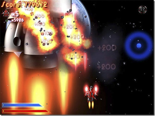 Intergalactic Invaders - Space Fighter Game