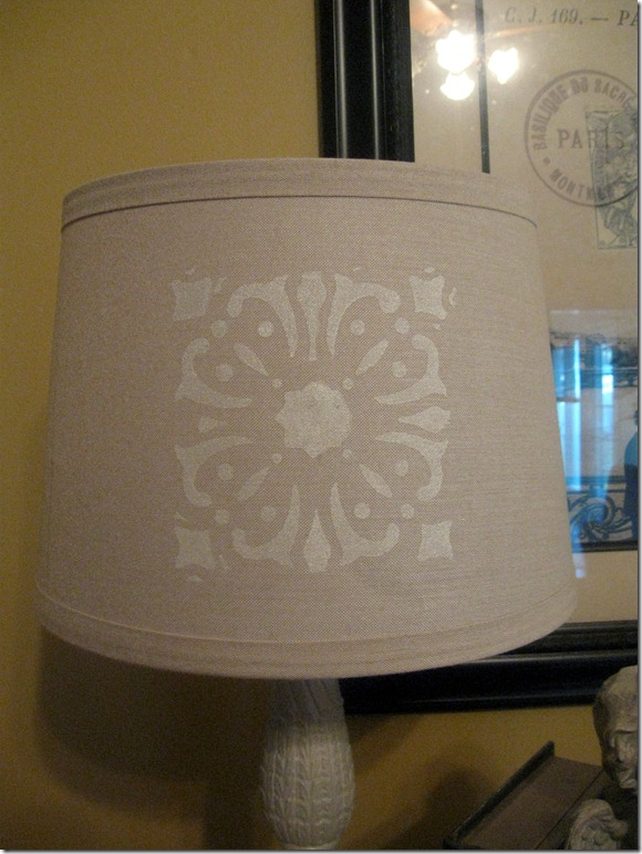 stenciled lamp 011