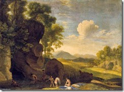 Herman-Van-Swanevelt-Landscape-with-Bathing-Nymphs-2-