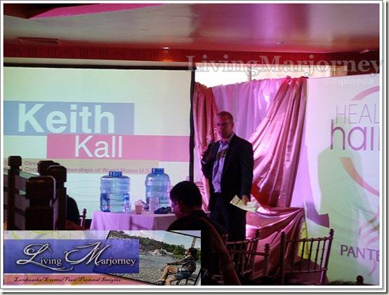 Keith Kall, World Vision USA