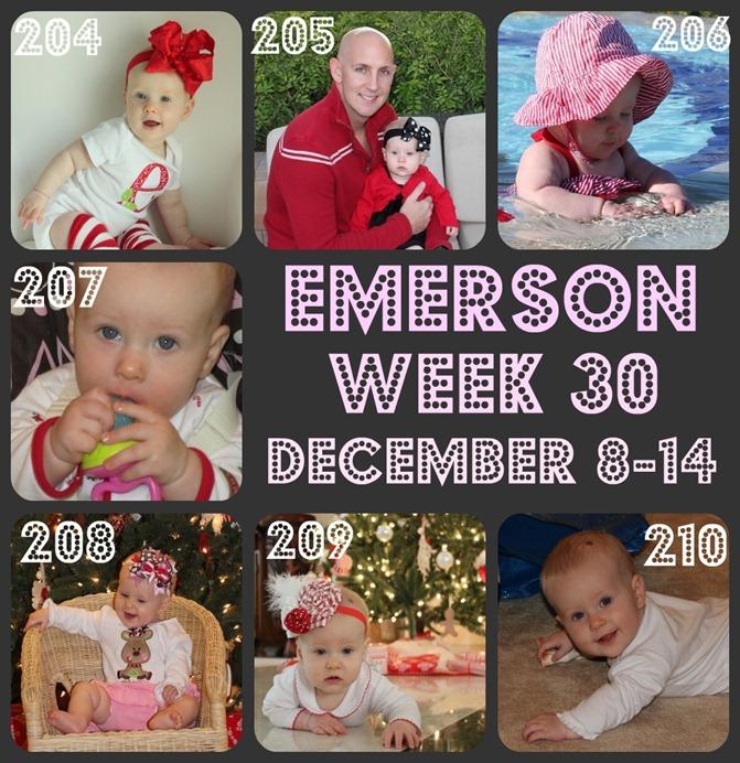 emerson week 30