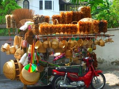 cosas que se ven en Bangkok