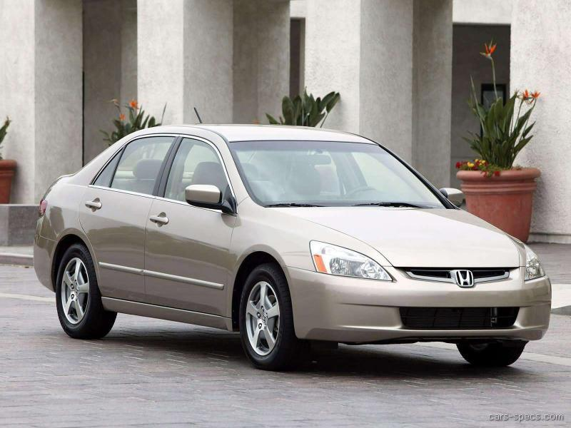 2007 honda accord hybrid v6 mpg