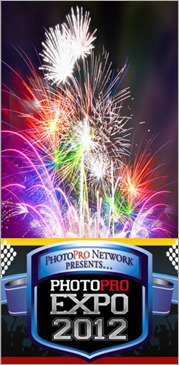 PhotoPro Expo 2012 Fireworks