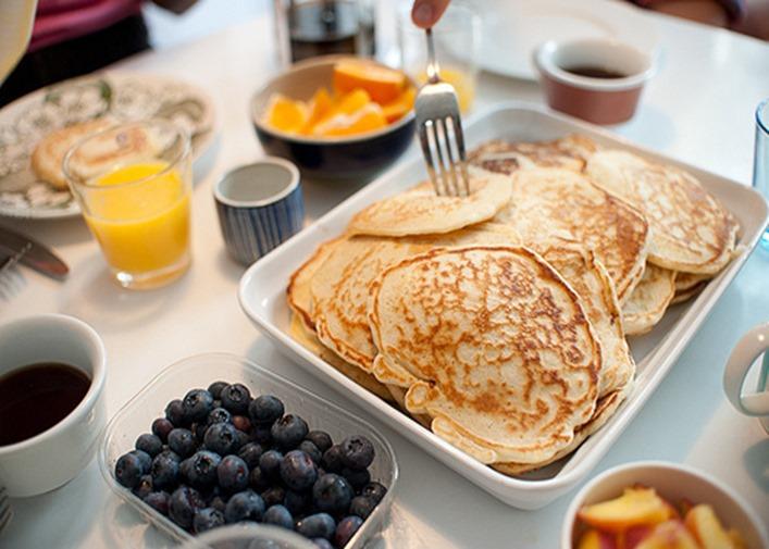 pancakes ♥