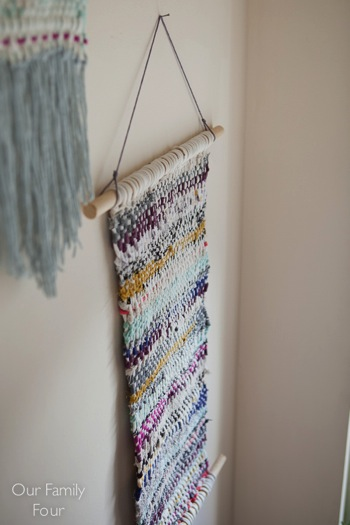Fabric Woven Wall Hanging 20