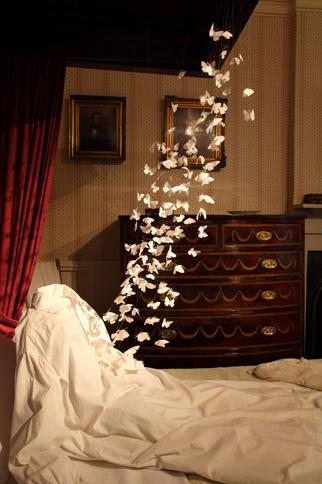 mr. bronte's bedroom
