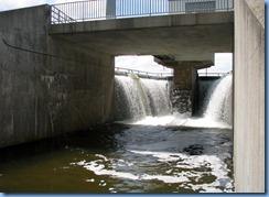 4898 Laurel Creek Conservation Area  - Laurel Dam from bottom