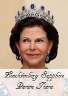 The Leuchtenberg Sapphire Parure Tiara