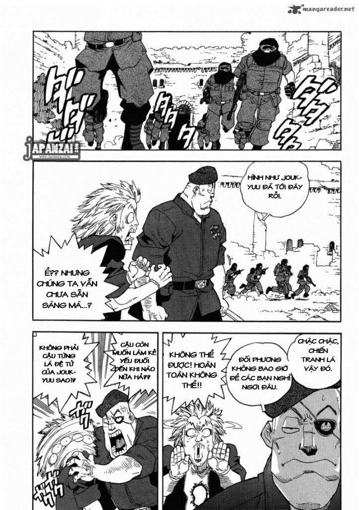 Aiki chap 89 - Trang 28