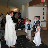 First Communion - May 9, 2010