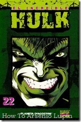 P00022 - Coleccionable Hulk #22 (de 50)