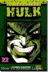 P00022 - Coleccionable Hulk #22 (de 50)