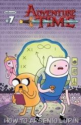 P00008 - Hora de Aventura Comic #7