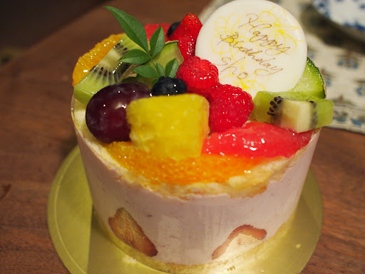 [写真]ケーキ