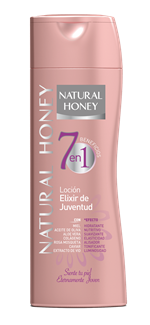 7 en 1 de natural honey