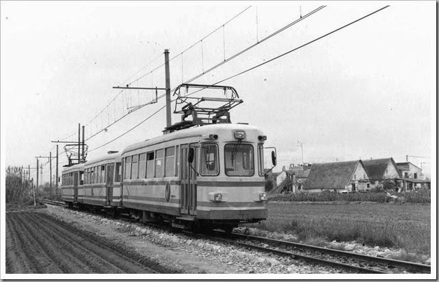 25 años sin trenetLlegando a La Carrasca desde La Cadena.- 27-01-1990. Esteban Gonzalo