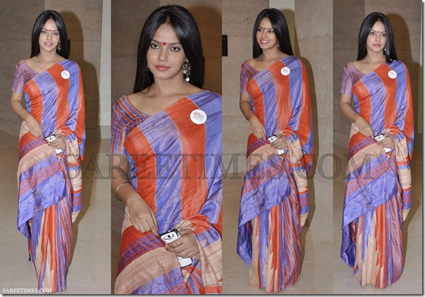 Neetu_Chandra_Saree