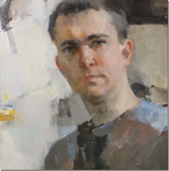 Vadim Suvorov - Autoretrato-Vadim-Suvorov-ENKAUSTIKOS