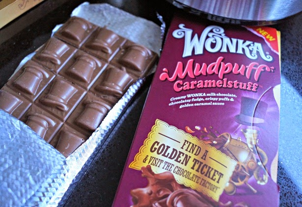 WONKA Fudge recipe
