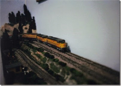 21 My Layout in Summer 2002