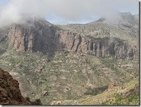 Vistas de Ayacata y sus paredes