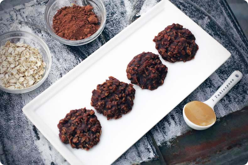 no bake cookies 5