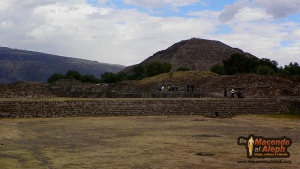 Piramides Teotihuacán México 7