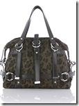 Karen Millen Leopard Print Bag