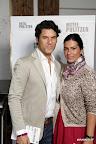 Rodrigo Toso e Inés Berton. Gentileza: Amalia Achával.