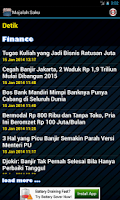 Screenshot of Majalah Saku