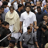 Rajesh Khanna's final journey