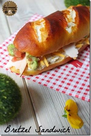 Bretzel Sandwich 8