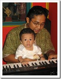 Violino Ridho Putra-Ronaldo Rozalino-Permainan Ayah dan Anak