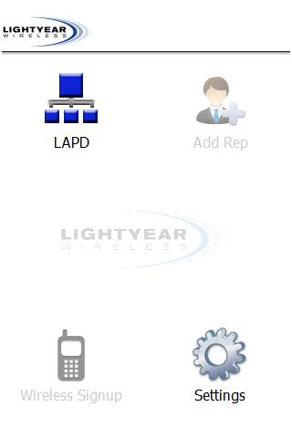 Lightyear Wireless Rep Tools
