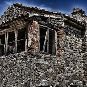 by Nevenka Zajc Medica - Buildings & Architecture Decaying & Abandoned