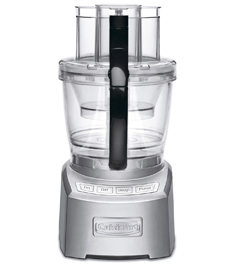 The Elite Collection 14-Cup Food Processor by Cuisinart has a lot of great new features.  It's like having 3 food processors in one! Check out all the new innovations at www.cuisinart.com