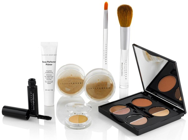 Sheer Cover Introductory Kit