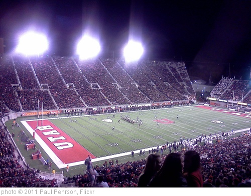 'University of Utah Football' photo (c) 2011, Paul Pehrson - license: http://creativecommons.org/licenses/by/2.0/