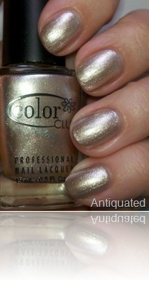 Color Club Antiquated