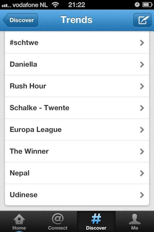 Nepal Trend on Twitter