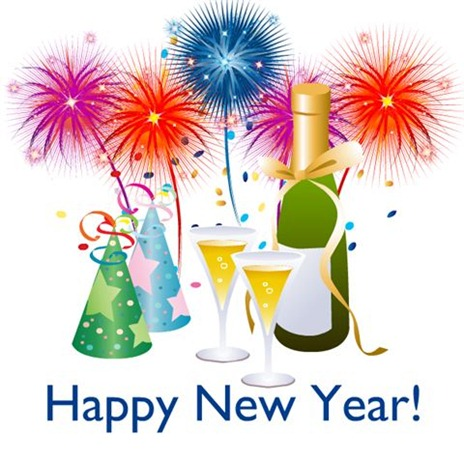 Happy New Year clipart2