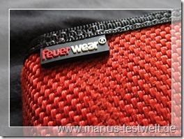 Material Feuerwear Geldbrse