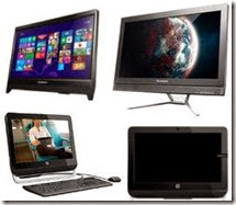 Flipkart: Buy All-in-One Desktops extra 5% off from Rs. 17999