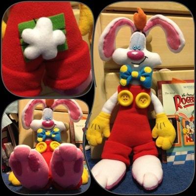 Roger Custom Doll