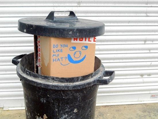 Lixo simpático 01