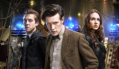 Poster artwork for series 7 courtesy of the BBC