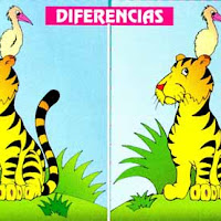 ENCONTRAR 7 DIFERENCIAS