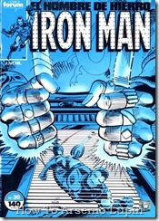 P00074 - El Invencible Iron Man - 180 #181