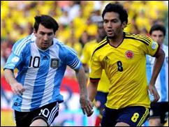 Argentina y Colombia en cinci primeros puestos del Ranking Mundial FIFA